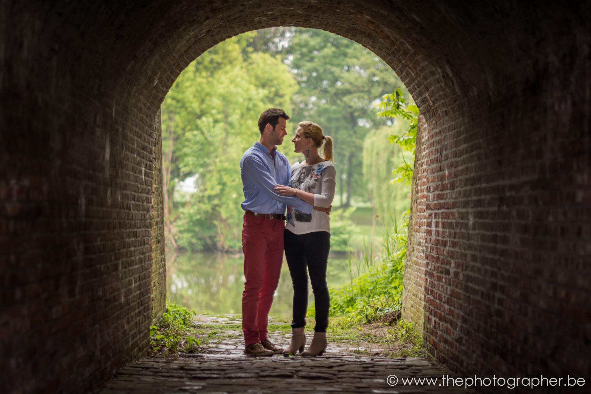 Liefde aan het einde van de tunnel