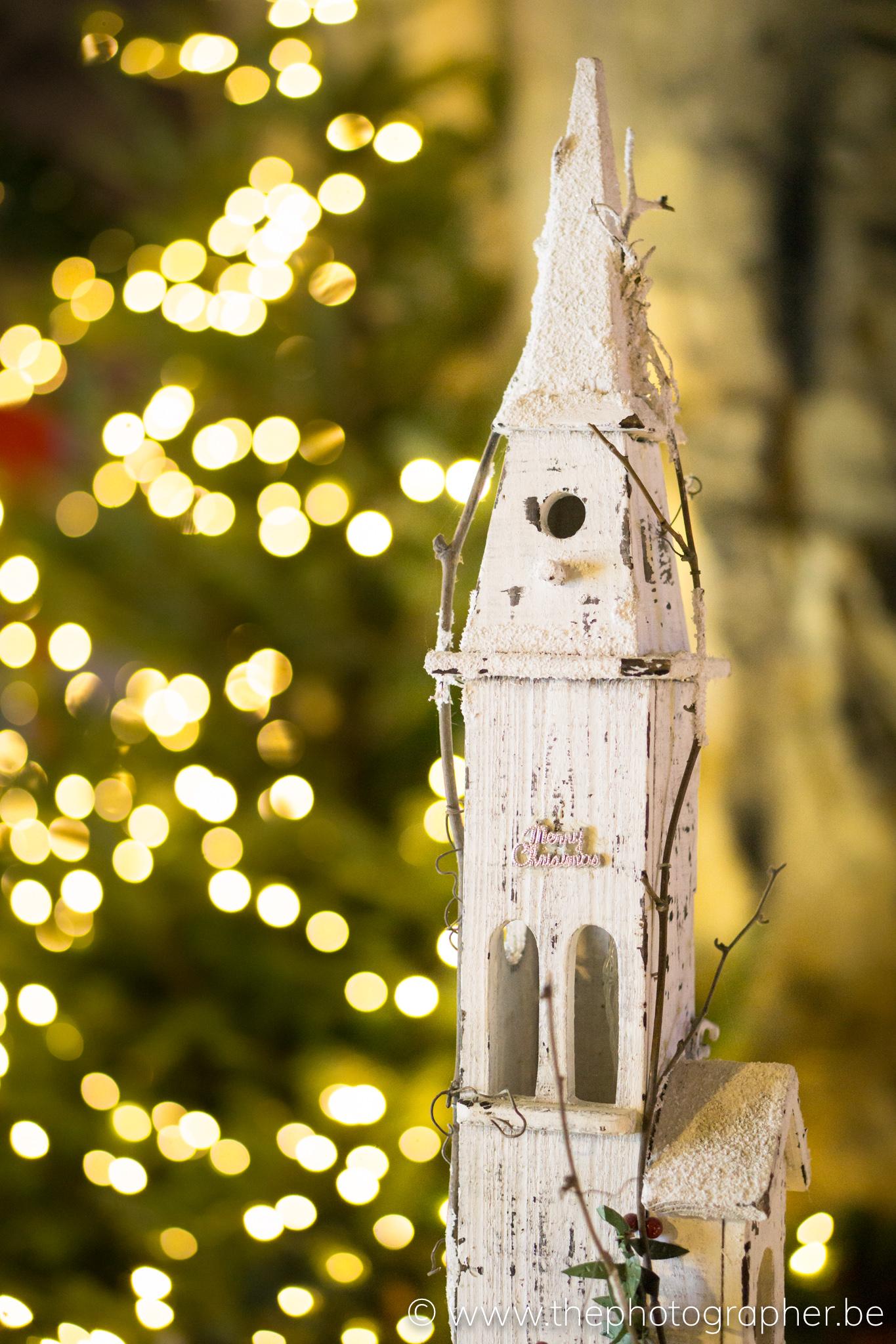 Een miniatuur torentje in Valkenburg