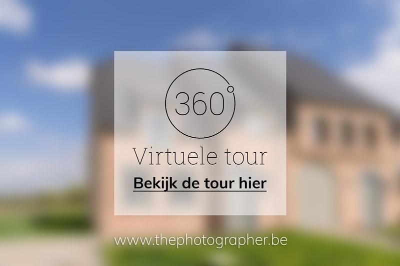 Voorbeeld van een 360° virtuele tour