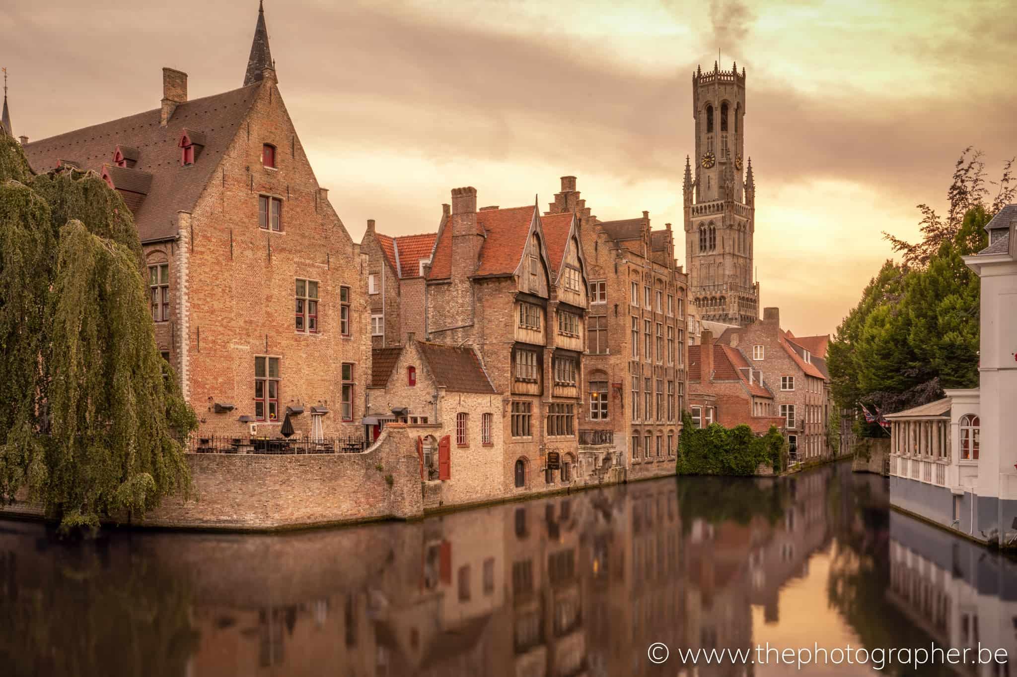 Brugge bewerkt