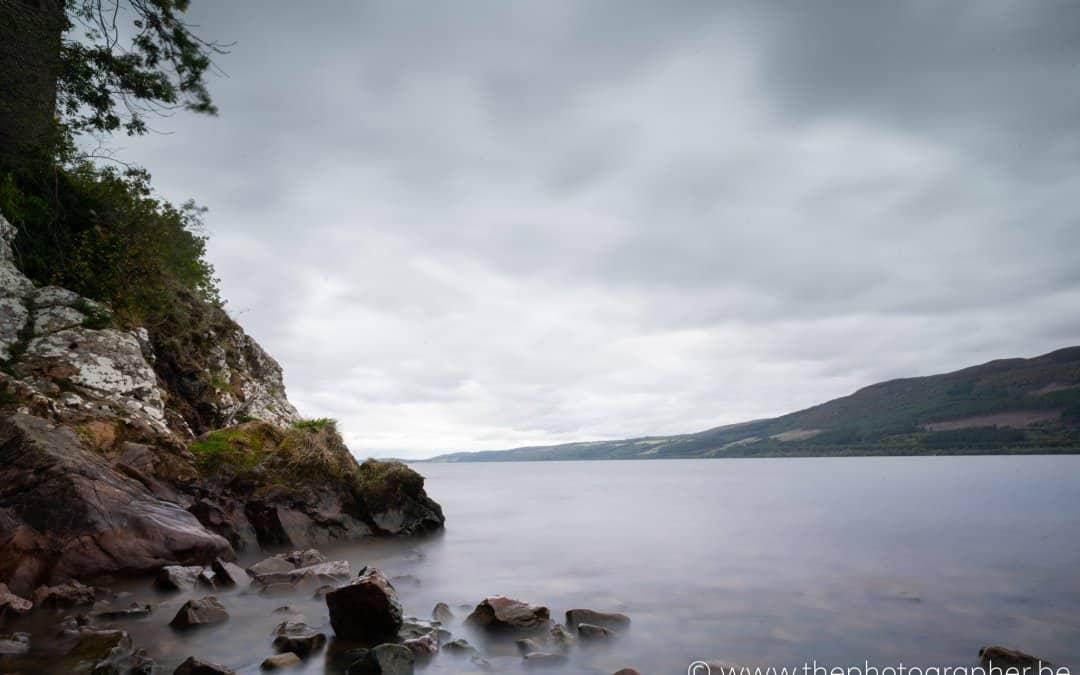 Een prachtig zicht (zonder monster) op Loch Ness
