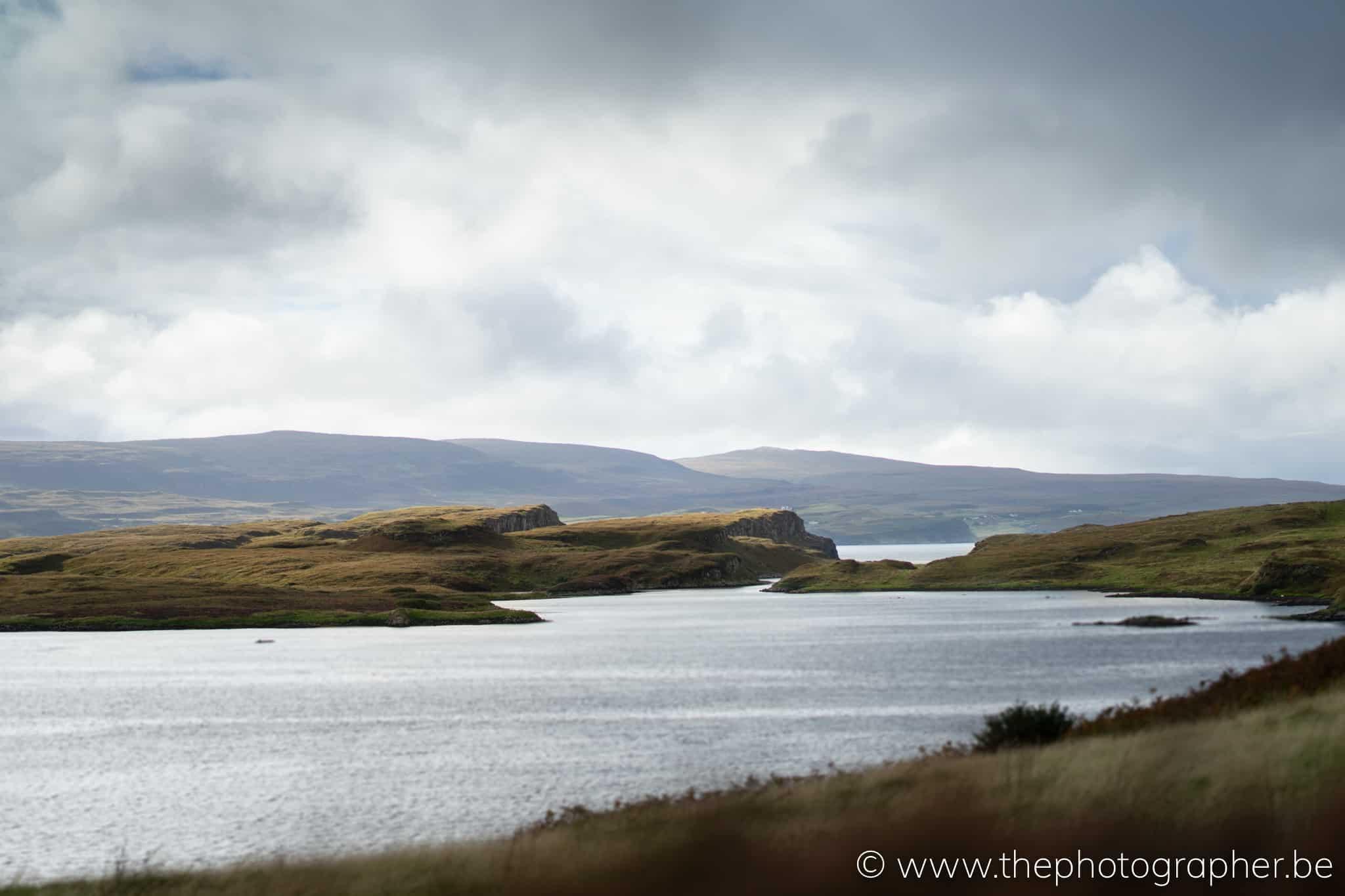 Loch Suardal Schotland