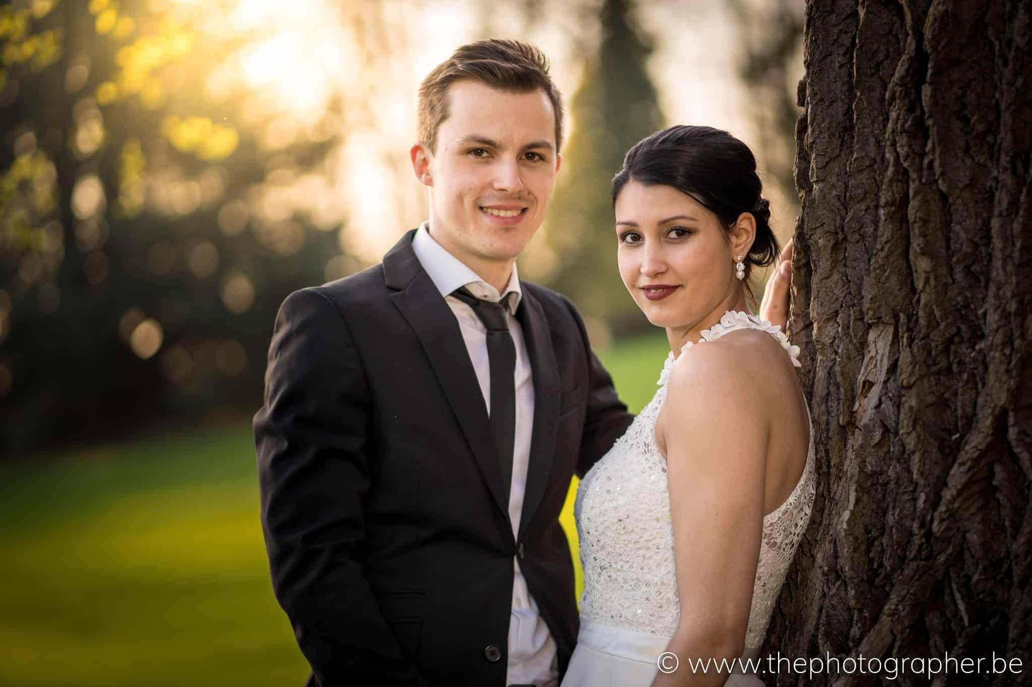 Huwelijk Deborah en Quinten