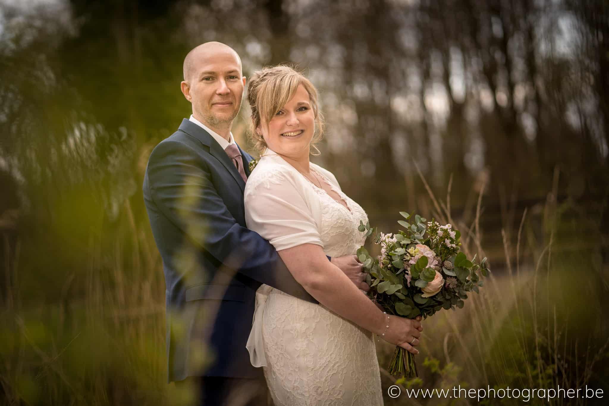 Huwelijk Ellen en Thierry