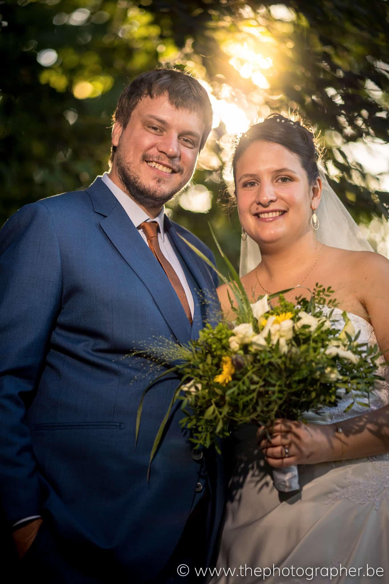 Huwelijk Isabelle en Bert